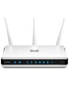 D-Link DIR-665 Xtreme N 450 Gigabit Router Selectable Dual Band 802.11n