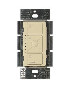 Lutron Caseta Wireless Smart Lighting Dimmer Switch for ELV+ Light Bulbs   Works with Alexa, Apple HomeKit, and the Google Assistant   PD-5NE-IV   Ivory