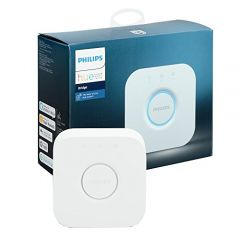 Philips Hue Smart Hub (Compatible with Amazon Alexa, Apple HomeKit, and Google Assistant)