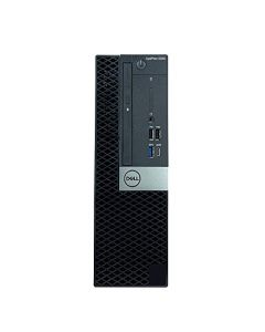 Dell Optiplex 5060 SFF Desktop - 8th Gen Intel Core i5-8500 6-Core Processor up to 4.10 GHz, 16GB DDR4 Memory, 128GB Solid State Drive, Intel UHD Graphics 630, DVD Burner, Windows 10 Pro (64-bit)