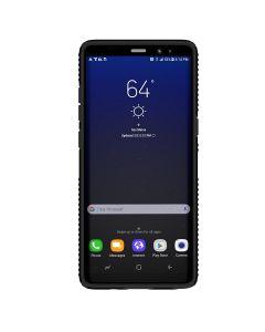Speck Products Presidio Grip Cell Phone Case for Samsung Galaxy Note8 - Black/Black Presidio Grip