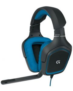 Logitech G430 Surround Sound Gaming Headset with Dolby 7.1 Technology