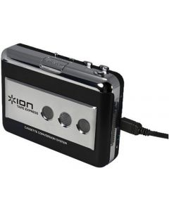 Ion Audio USB Portable Tape-to-MP3 Player with Headphones