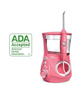 Waterpik Water Flosser Electric Dental Countertop Oral Irrigator For Teeth – Aquarius Designer, WP-674 Pink